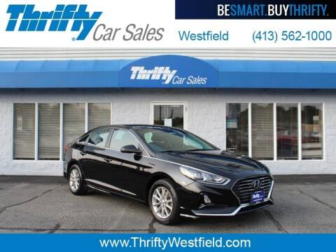 2018 Hyundai Sonata for sale at Thrifty Car Sales Westfield in Westfield MA