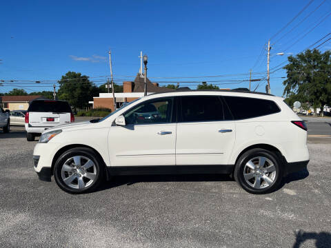2013 Chevrolet Traverse for sale at VAUGHN'S USED CARS in Guin AL