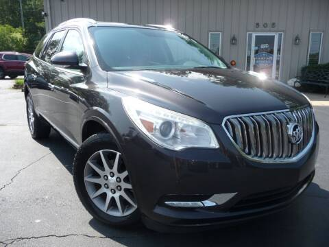 2016 Buick Enclave for sale at Wade Hampton Auto Mart in Greer SC