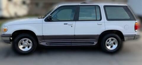 1996 Ford Explorer for sale at RAJ Auto Repair & Sales in San Jose CA