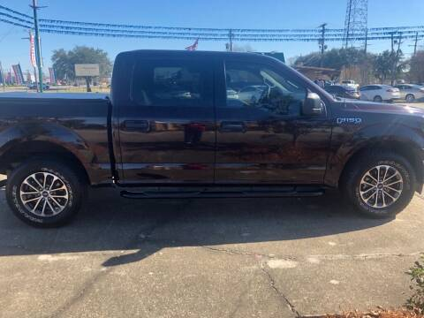 2018 Ford F-150 for sale at Southeast Auto Inc in Albany LA