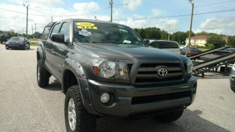 2009 Toyota Tacoma for sale at Kelly & Kelly Supermarket of Cars in Fayetteville NC