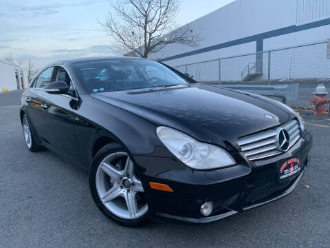 2008 Mercedes-Benz CLS for sale at JerseyMotorsInc.com in Teterboro NJ
