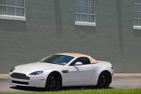 2008 Aston Martin Vantage for sale at Classic Car Deals in Cadillac MI
