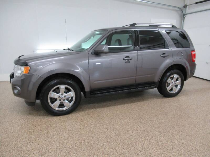 2010 Ford Escape for sale at HTS Auto Sales in Hudsonville MI