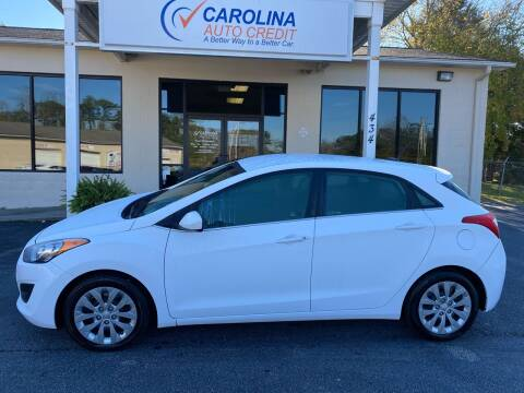 2017 Hyundai Elantra GT for sale at Carolina Auto Credit in Youngsville NC