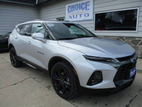 2019 Chevrolet Blazer for sale at Choice Auto in Carroll IA