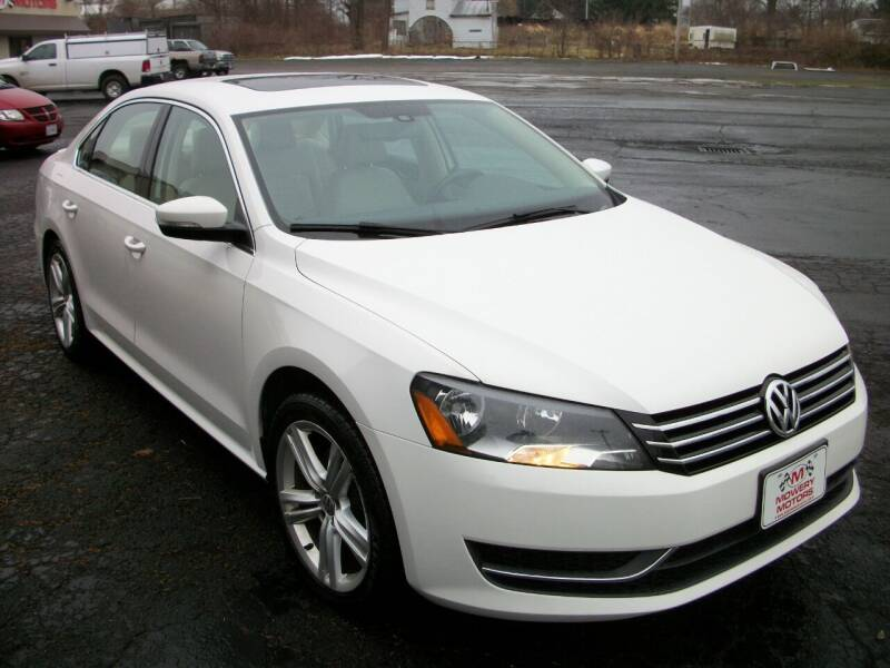 2014 Volkswagen Passat for sale at Terry Mowery Chrysler Jeep Dodge in Edison OH
