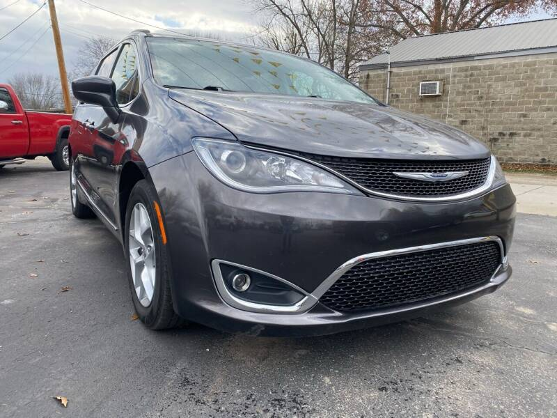 2017 Chrysler Pacifica for sale at Auto Exchange in The Plains OH