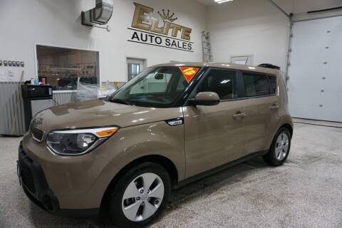 2015 Kia Soul for sale at Elite Auto Sales in Idaho Falls ID