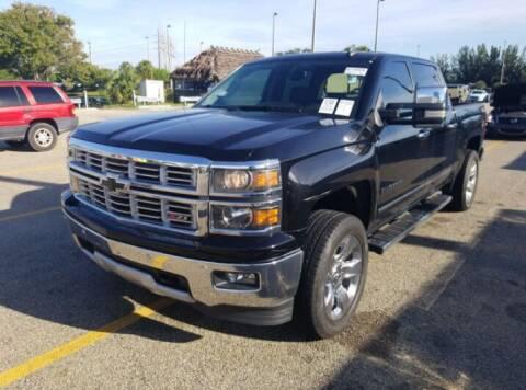 2015 Chevrolet Silverado 1500 for sale at Goval Auto Sales in Pompano Beach FL
