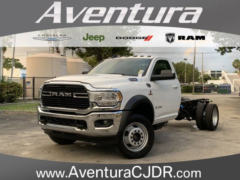 2021 RAM Ram Chassis 5500 for sale in North Miami Beach, FL