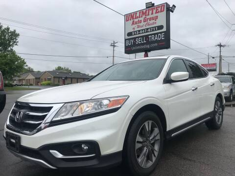 2014 Honda Crosstour for sale at Unlimited Auto Group in West Chester OH