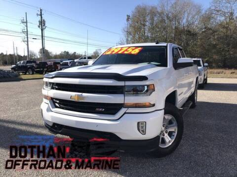 2017 Chevrolet Silverado 1500 for sale at Dothan OffRoad And Marine in Dothan AL