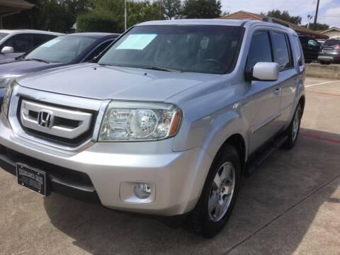 2011 Honda Pilot for sale at Casablanca in Garland TX