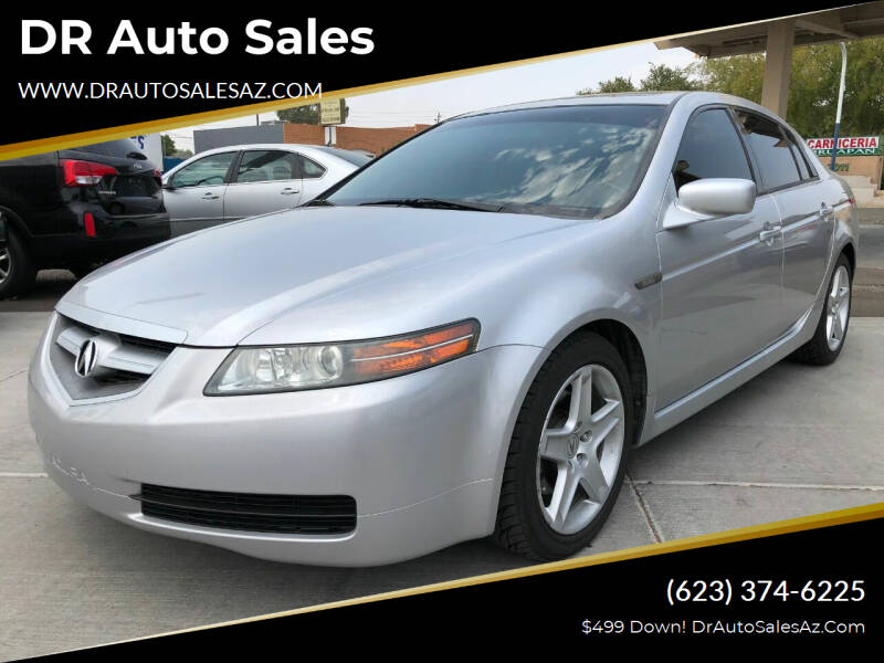 2006 Acura TL for sale at DR Auto Sales in Glendale AZ