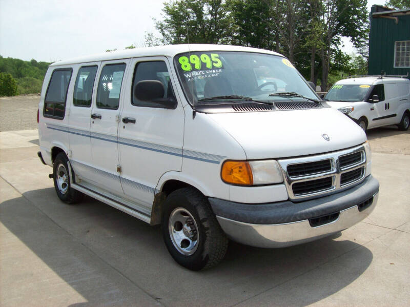 1999 Dodge Ram Van for sale at Summit Auto Inc in Waterford PA
