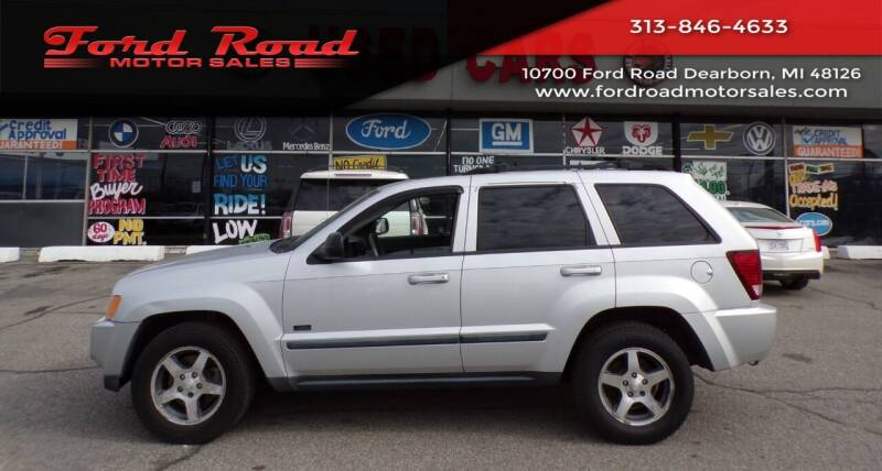 2007 Jeep Grand Cherokee for sale at Ford Road Motor Sales in Dearborn MI
