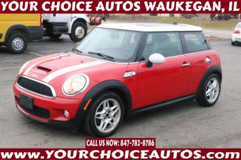 2008 MINI Cooper for sale at Your Choice Autos - Waukegan in Waukegan IL