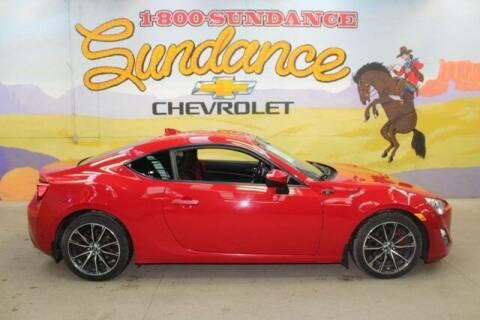 2015 Scion FR-S for sale at Sundance Chevrolet in Grand Ledge MI