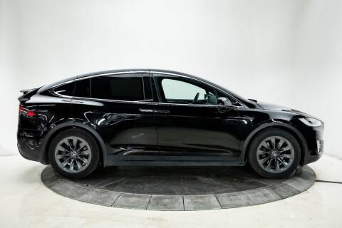 2017 Tesla Model X for sale at Jetset Automotive - Electric Cars in Cedar Rapids IA