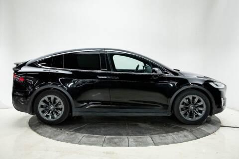 2017 Tesla Model X for sale at Jetset Automotive - Electric Cars in Cedar Rapids IA