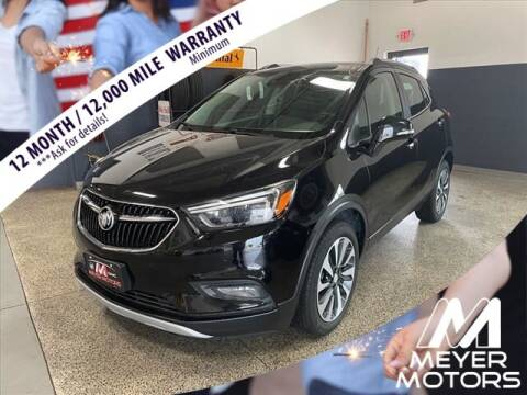 2019 Buick Encore for sale at Meyer Motors in Plymouth WI