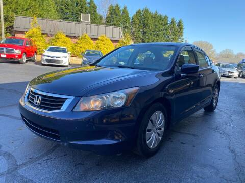 2008 Honda Accord for sale at Viewmont Auto Sales in Hickory NC