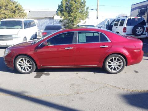 2009 Chevrolet Malibu for sale at Freds Auto Sales LLC in Carson City NV