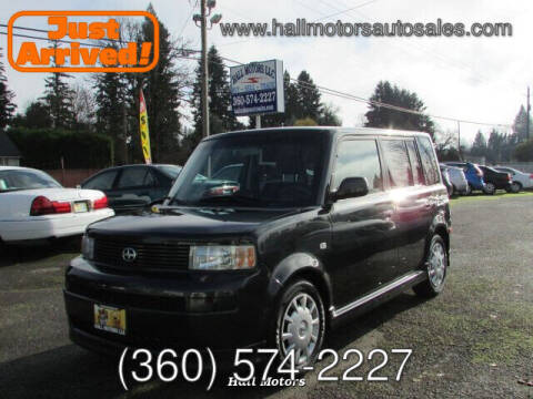 2006 Scion xB for sale at Hall Motors LLC in Vancouver WA