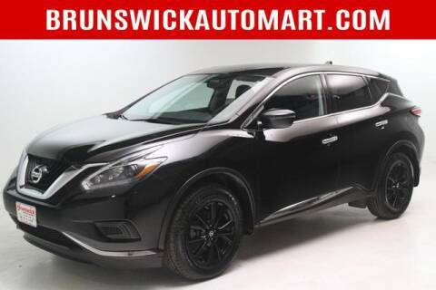 2018 Nissan Murano for sale at Brunswick Auto Mart in Brunswick OH