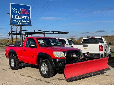 2008 Toyota Tacoma for sale at Liberty Auto Sales in Merrill IA