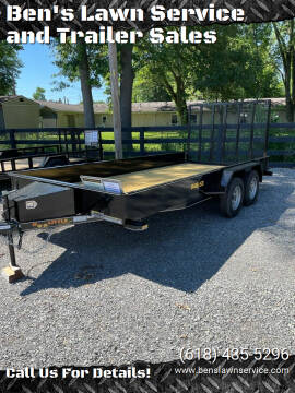 2021 Doolittle UT84X167K for sale at Ben's Lawn Service and Trailer Sales in Benton IL