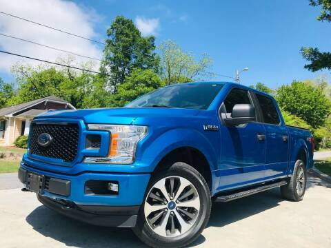 2019 Ford F-150 for sale at Cobb Luxury Cars in Marietta GA
