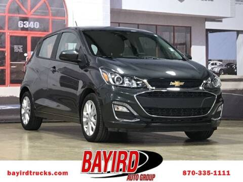 2019 Chevrolet Spark for sale at Bayird Truck Center in Paragould AR