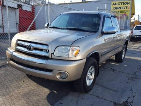 2005 Toyota Tundra for sale at Cj king of car loans/JJ's Best Auto Sales in Troy MI