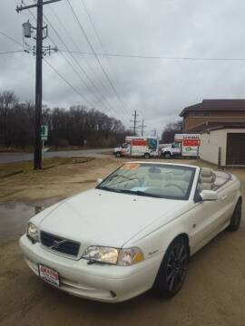 2004 Volvo C70 for sale at AMAZING AUTO SALES in Marengo IL