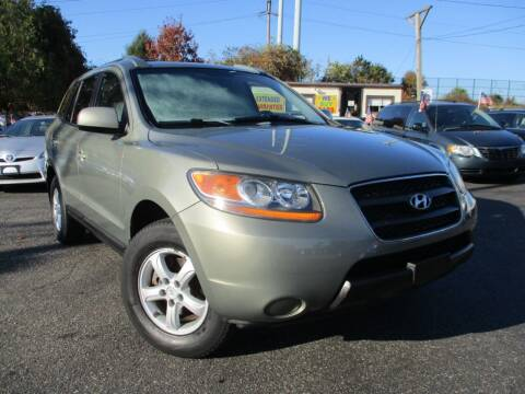 2007 Hyundai Santa Fe for sale at Unlimited Auto Sales Inc. in Mount Sinai NY