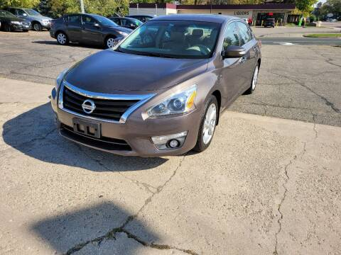 2013 Nissan Altima for sale at Prime Time Auto LLC in Shakopee MN