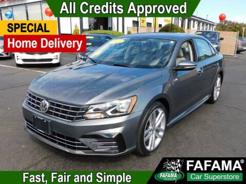 2018 Volkswagen Passat for sale at FAFAMA AUTO SALES Inc in Milford MA