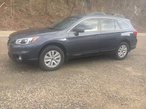 2015 Subaru Outback for sale at DONS AUTO CENTER in Caldwell OH