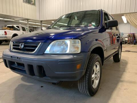 1997 Honda CR-V for sale at Waltz Sales LLC in Gap PA
