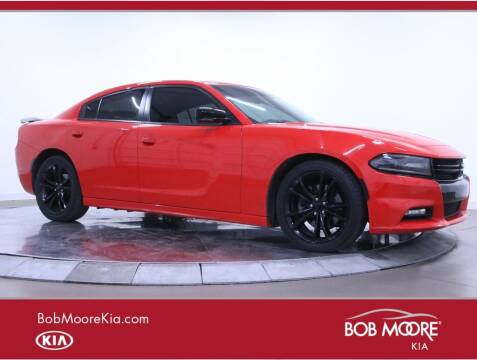 2016 Dodge Charger for sale at Bob Moore Kia in Oklahoma City OK