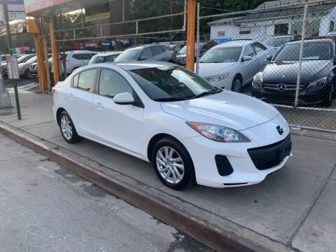 2012 Mazda MAZDA3 for sale at Sylhet Motors in Jamaica NY