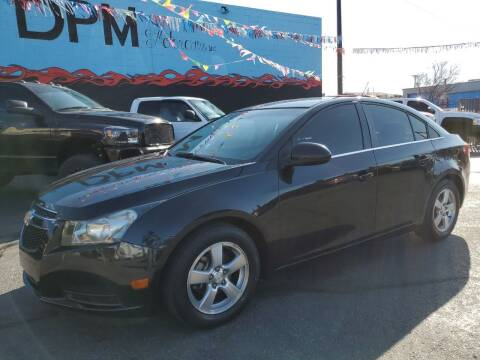 2014 Chevrolet Cruze for sale at DPM Motorcars in Albuquerque NM