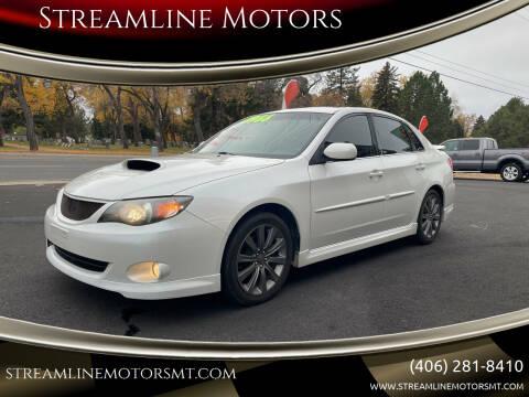 2009 Subaru Impreza for sale at Streamline Motors in Billings MT
