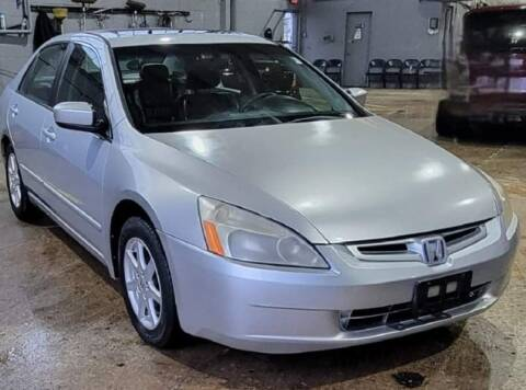 2004 Honda Accord for sale at Square Business Automotive in Milwaukee WI