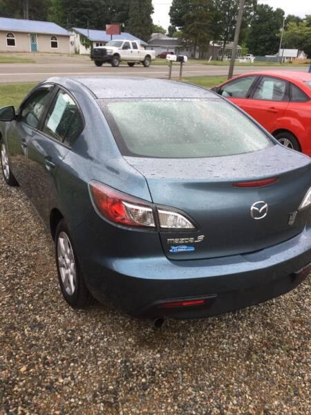 2010 Mazda MAZDA3 for sale in Quincy, MI