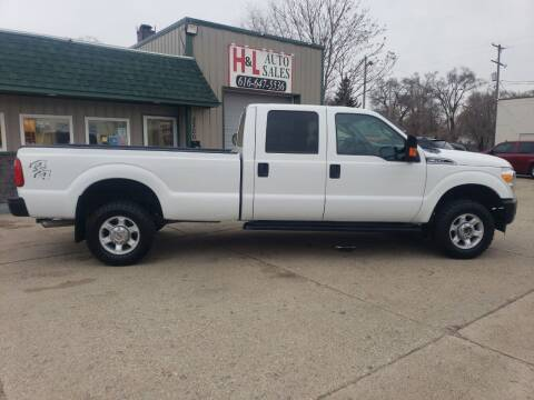 2015 Ford F-350 Super Duty for sale at H & L AUTO SALES LLC in Wyoming MI