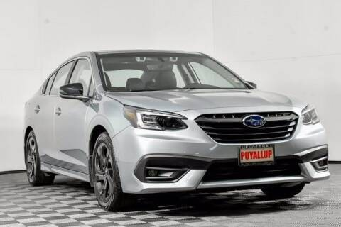 2020 Subaru Legacy for sale at Washington Auto Credit in Puyallup WA